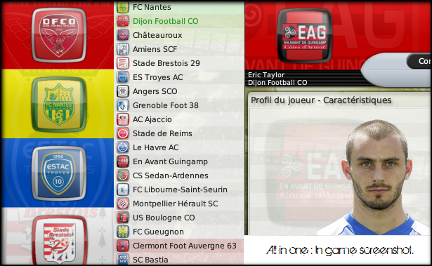 [FM08] All in One Ingame